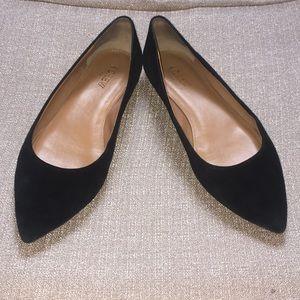 J. Crew pointy toe flats